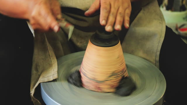 Pottery handmade video