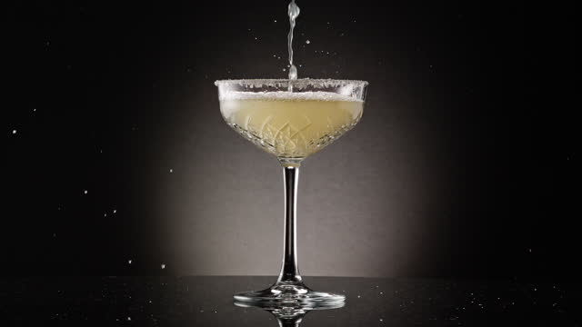 pouring a margarita from a series of Margarita shots margarita stock videos & royalty-free footage
