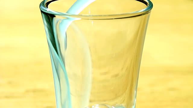 pouring liquor into a glass video