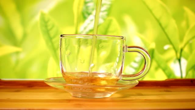 Pouring Tea video
