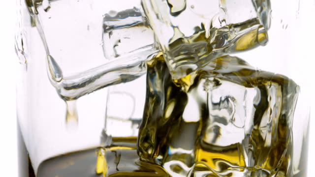 Pouring Whisky video