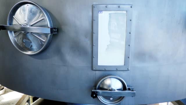 Powdered milk processing line