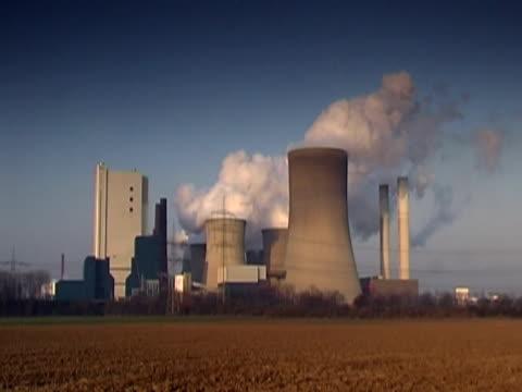 power plant ntsc - klip uzunluğu stok videoları ve detay görüntü çekimi
