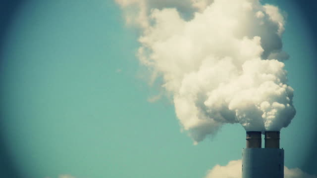 Power Plant Pollution video