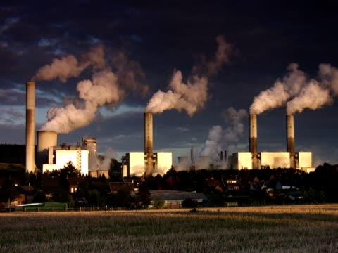 ntsc: power plant - klip uzunluğu stok videoları ve detay görüntü çekimi