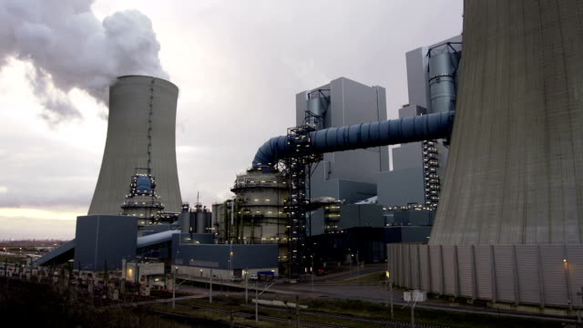 Power Plant video