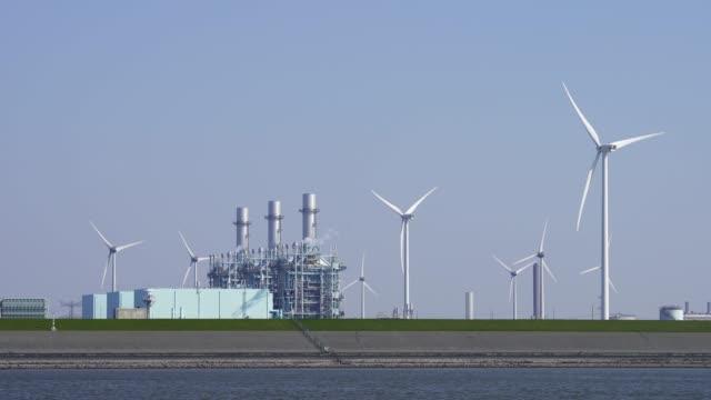 power station - биомасса возобновляемая энергия стоковые видео и кадры b-roll