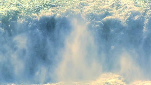 Powerful Waterfall video