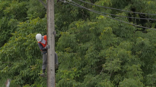 Powerline Workers video