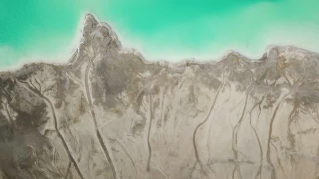 vídeos de stock e filmes b-roll de powerplant ash lake. - cinza