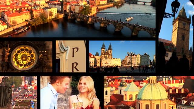 Prague destino de montaje - vídeo