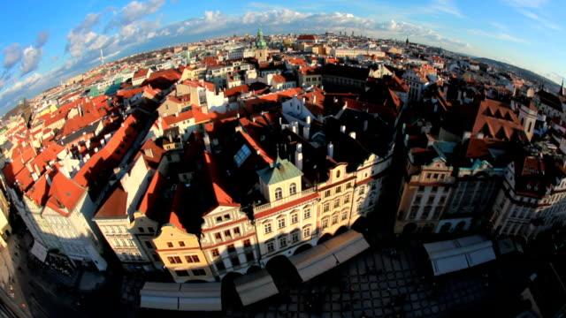 Prague Fisheye video