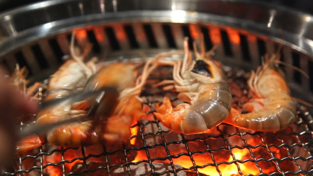 Prawn BBQ Korea Style video