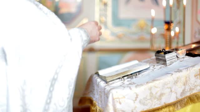 prayer - påve bildbanksvideor och videomaterial från bakom kulisserna
