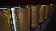 istock prayer wheels in buddhist monastery 1285424527