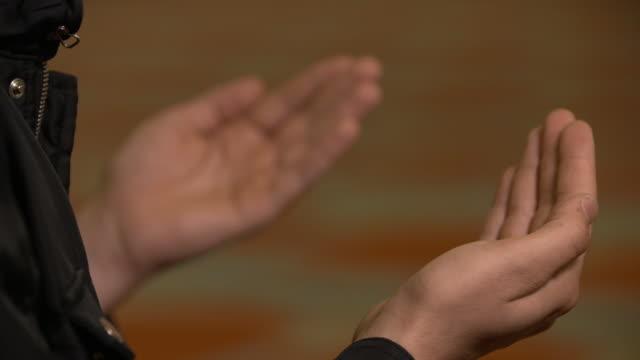 praying man praying man prayer stock videos & royalty-free footage