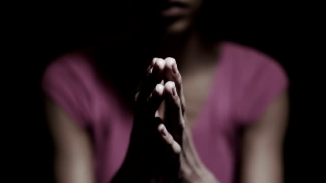 Praying video