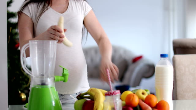 Pregnancy and nutrition video