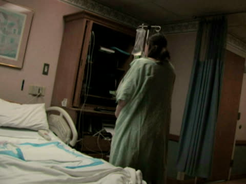 Pregnant Woman in Hospital 1 video