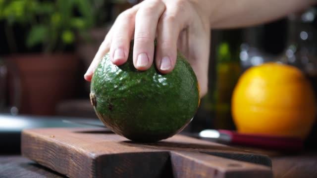 Preparing beet and orange salad video