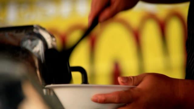Preparing Filipino Food video