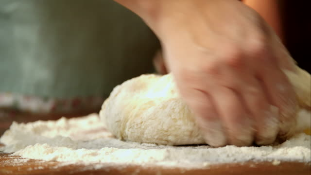 Preparing Fresh Homemade Gnocchi video