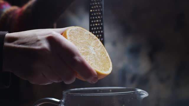 Preparing masala chai video