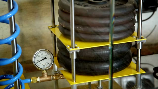 Pressure demonstration video