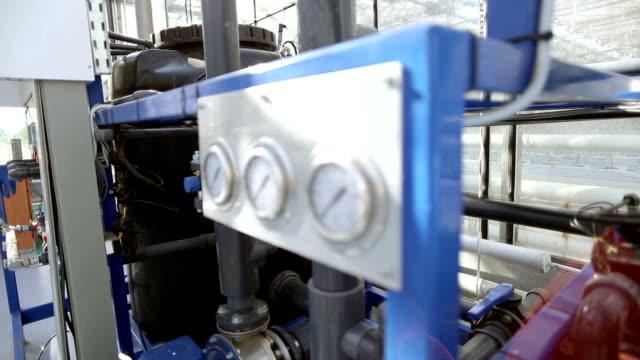 Pressure gauge, measuring instrument, video