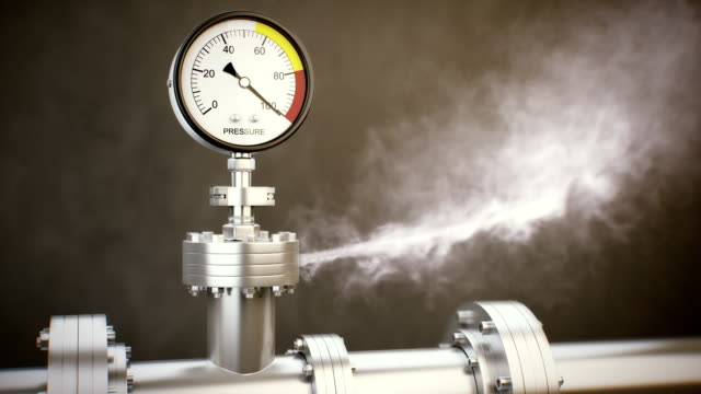 pressure gauge - stress bildbanksvideor och videomaterial från bakom kulisserna