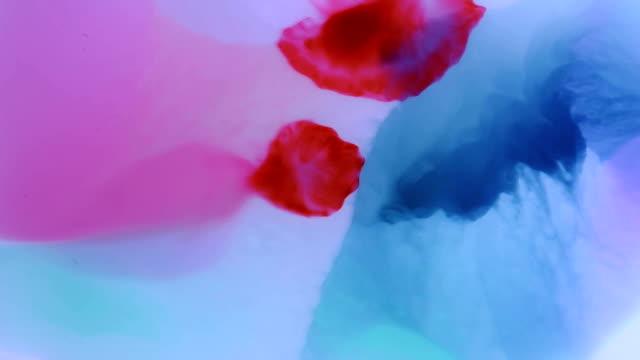 Pretty Red Stuff in a Pastel Sea video