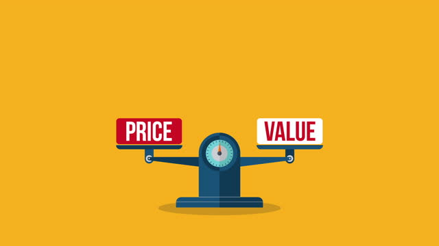 Price and Value Balance
