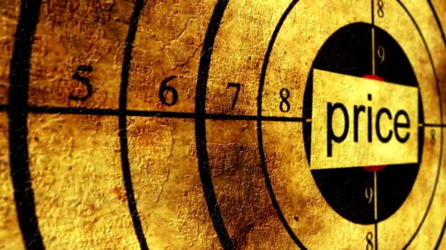 Price grunge target concept video