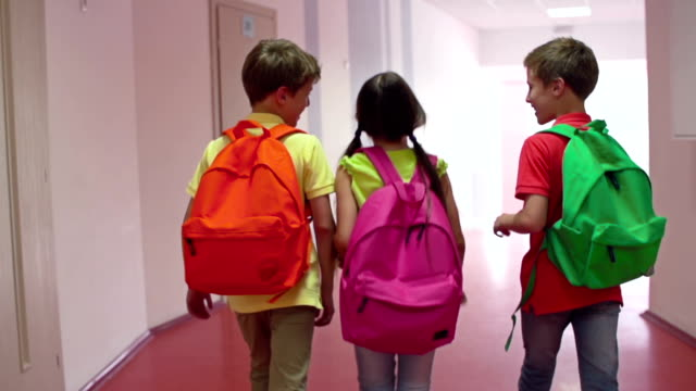 Primary Students video
