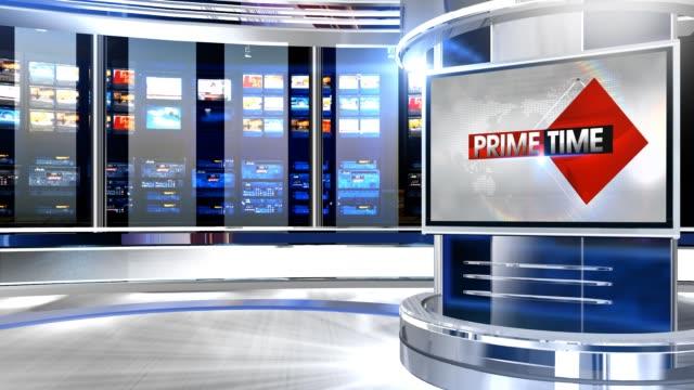 prime time pcr studio - dekoracja filmów i materiałów b-roll
