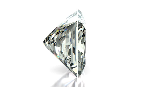 Princess Cut Diamond video