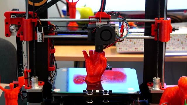 3D printer video