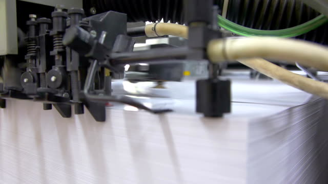Printing Press video