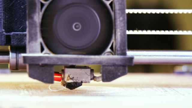 3D printing video