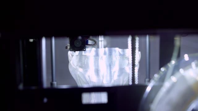 Impressão em 3D  - vídeo