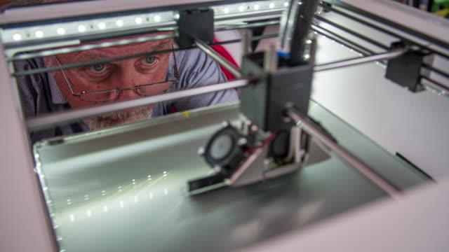 3 D impressão - vídeo