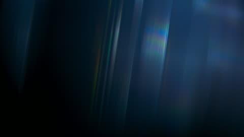 vídeos y material grabado en eventos de stock de prism lens light flares - luz brillante