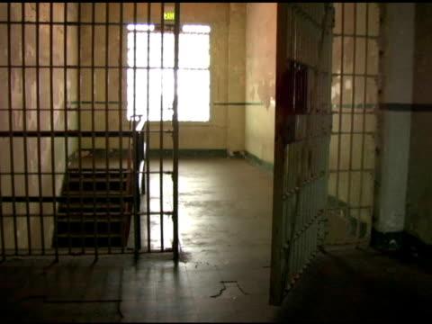 Prison Release - steadicam tracking shot, Alcatraz video