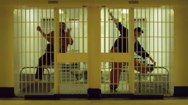 Prison Stretch video