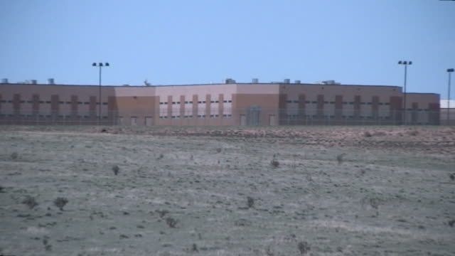 (HD1080i) Prison, Zoom Out video