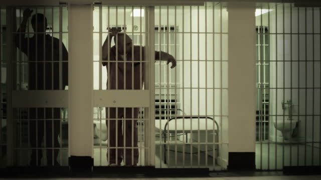 Prisoner in Cell video