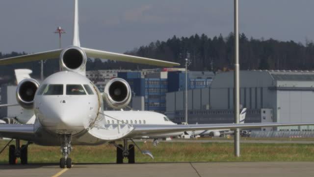 Avion privé - Vidéo