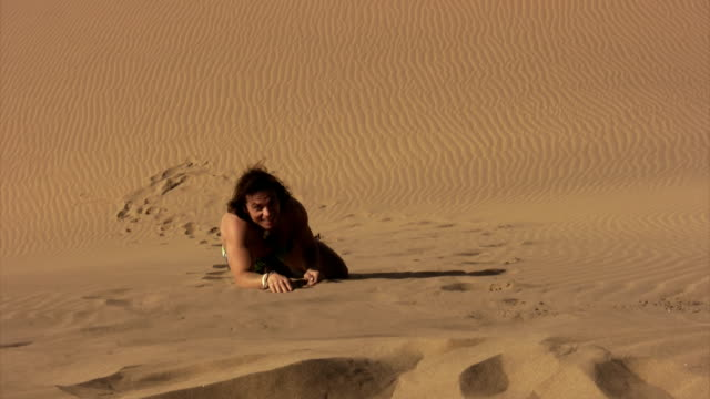 Problems at the desert video