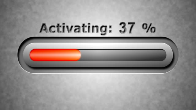 Process of Activating video