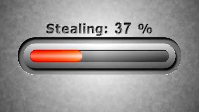 process of stealing - spyware video stock e b–roll